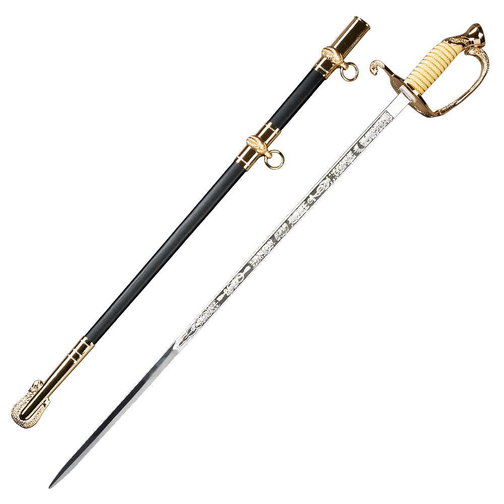 authentic us army officers saber