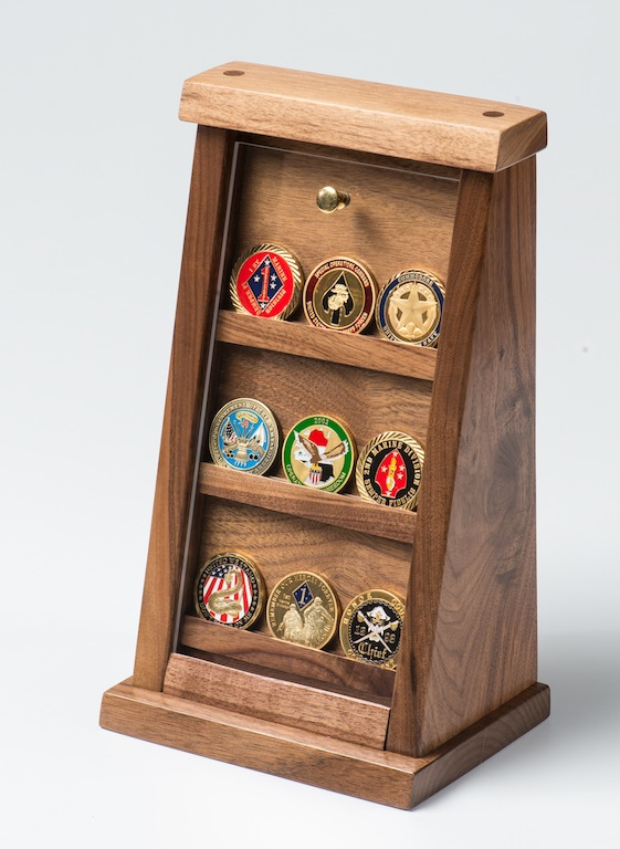 coin holder case