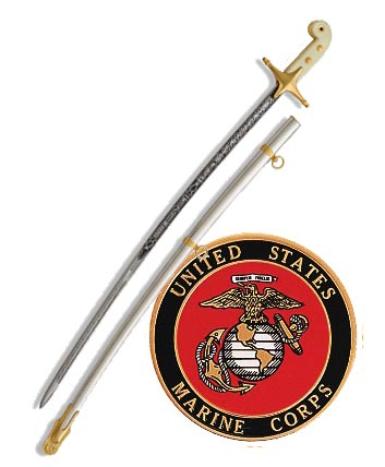 Military Swords | Marine Corps Swords, Army NCO Swords, Navy Cutlasses