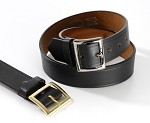 Garrison Belt, Black