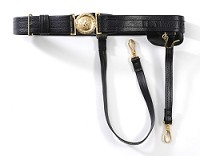 Navy Officers  Belt and Sling